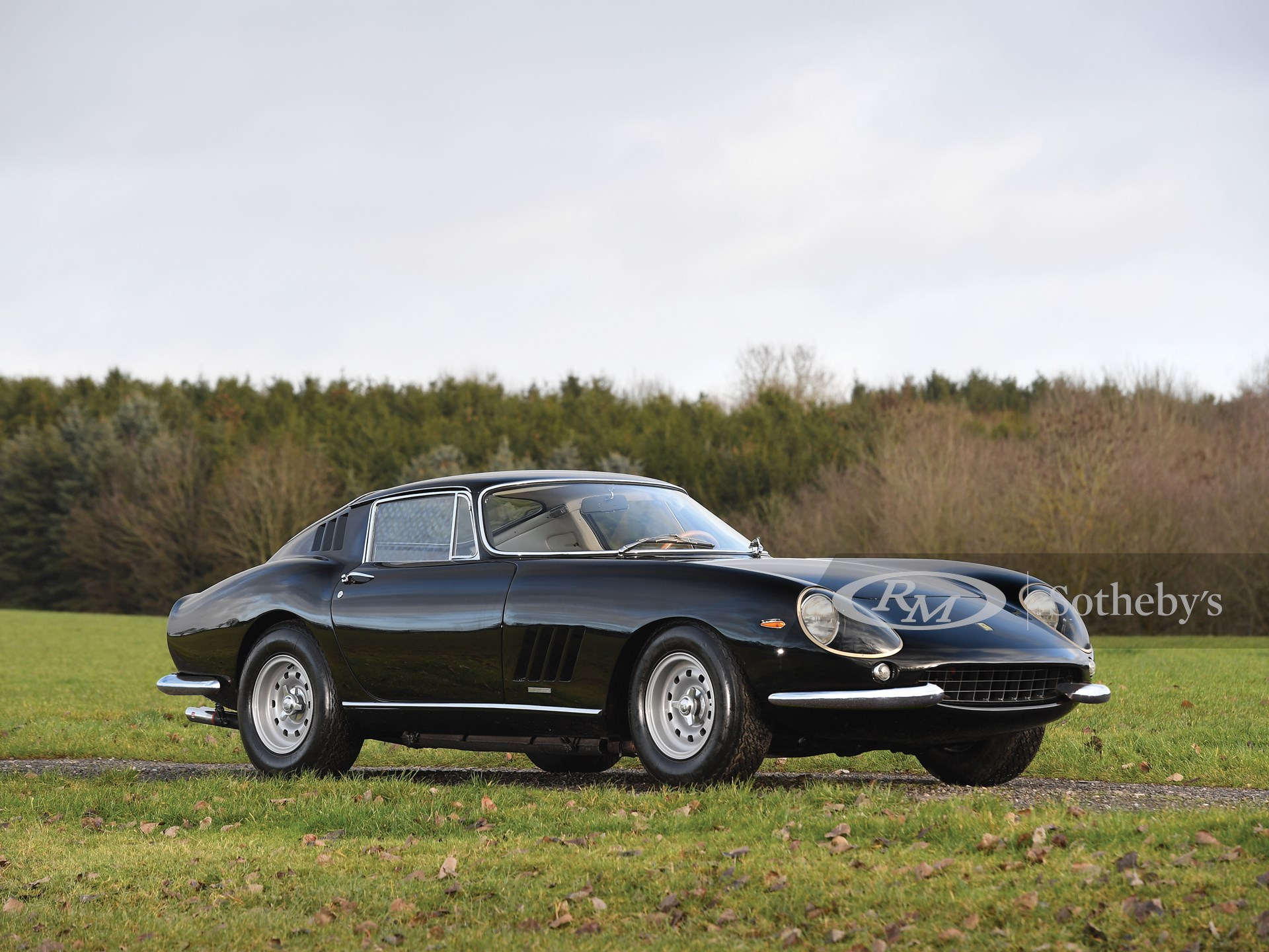 1966 Ferrari 275 GTB/6C Alloy Berlinetta by Scaglietti -
