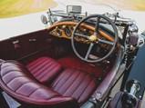1924 Bentley 3-4½-Litre Four-Seater by Vanden Plas - $