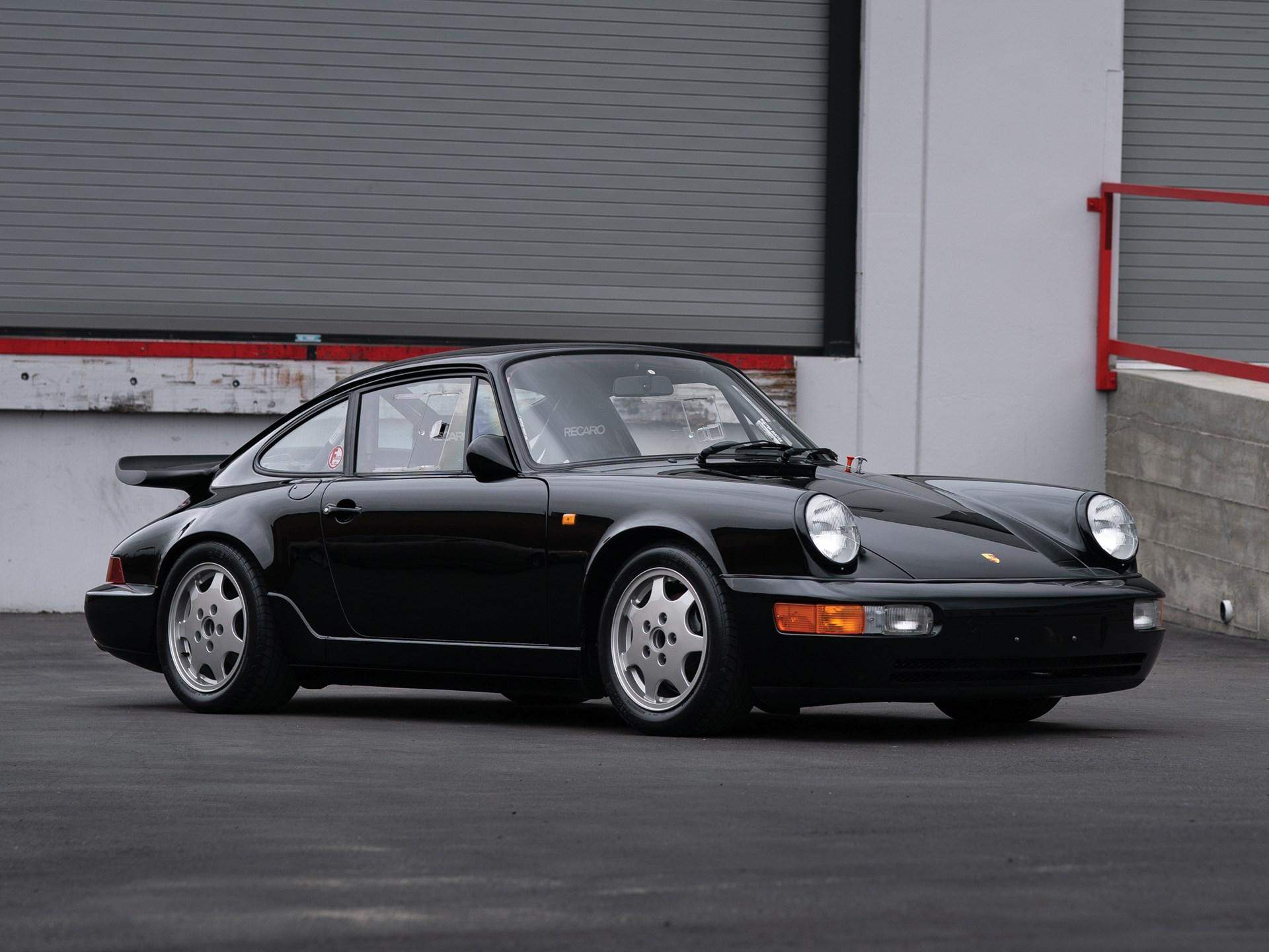 Rm Sothebys 1991 Porsche 911 Carrera 4 Lightweight