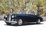 1961 Rolls-Royce Silver Cloud II Drophead Coupe by Mulliner-Park Ward - $