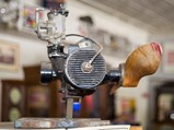 WWII-Era Drone Two-Cylinder Engine - $