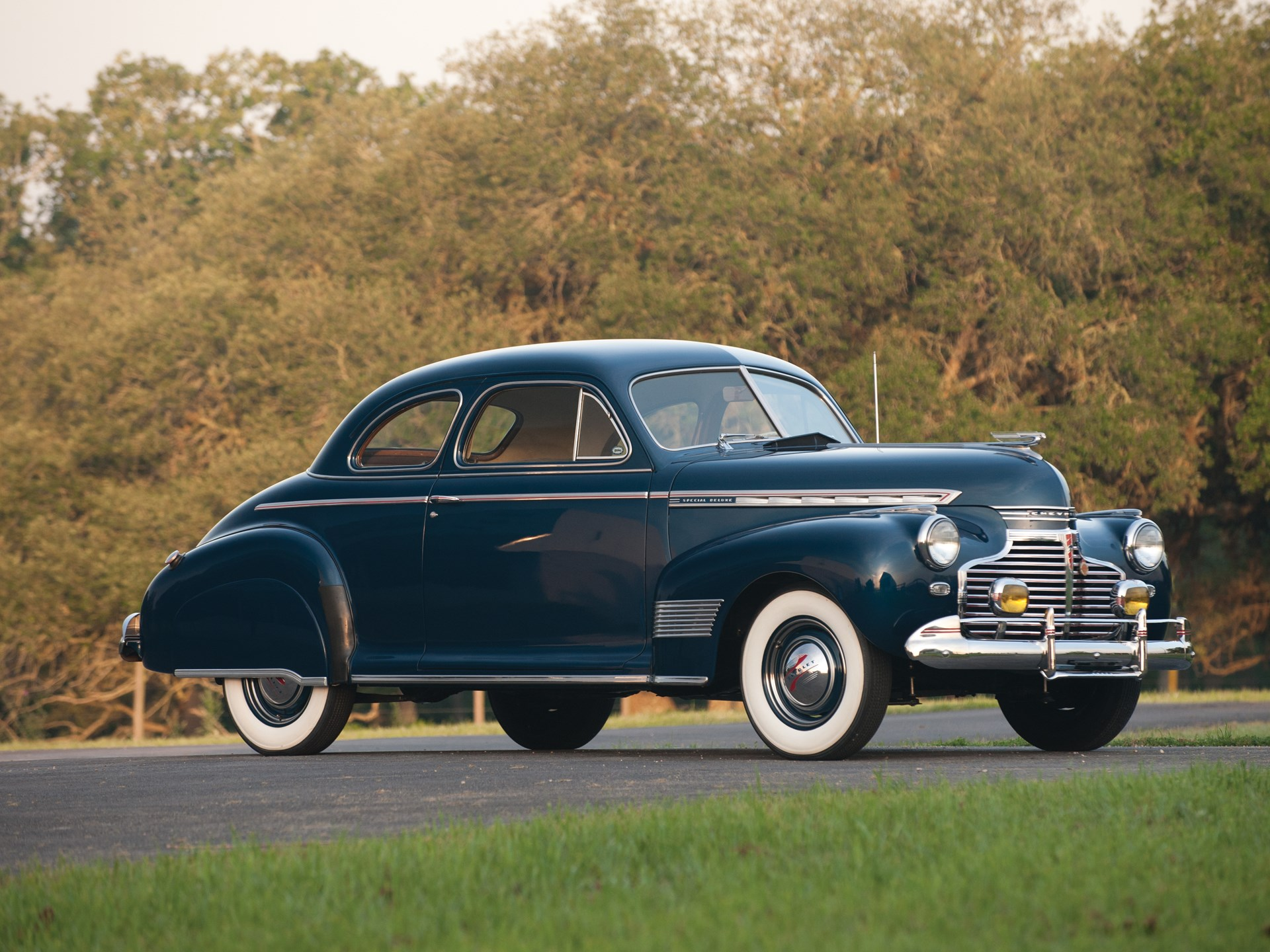 RM Sotheby's - 1941 Chevrolet Special DeLuxe Club Coupe | The