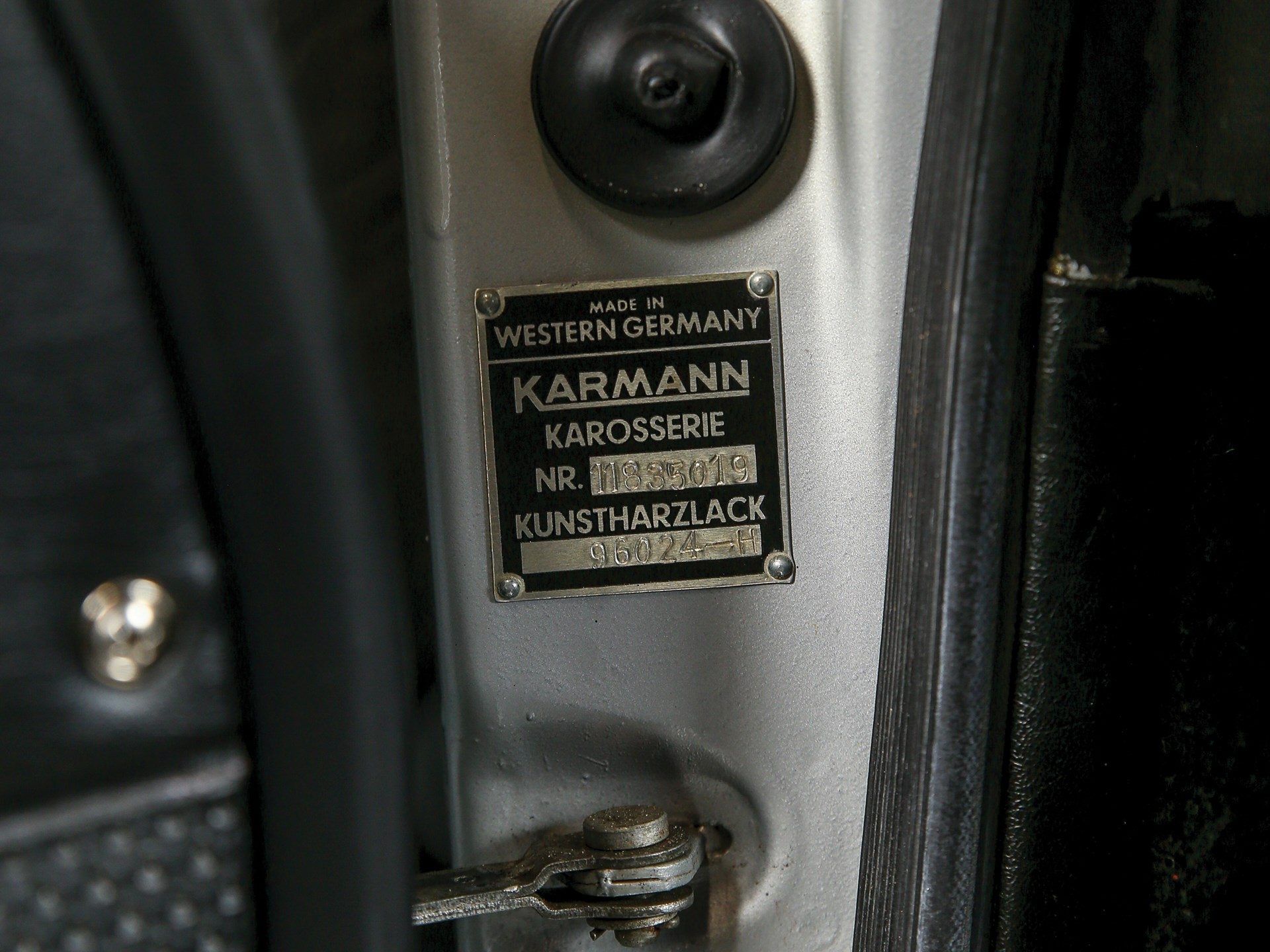 1968 Porsche 911 'Sportomatic' Coupe