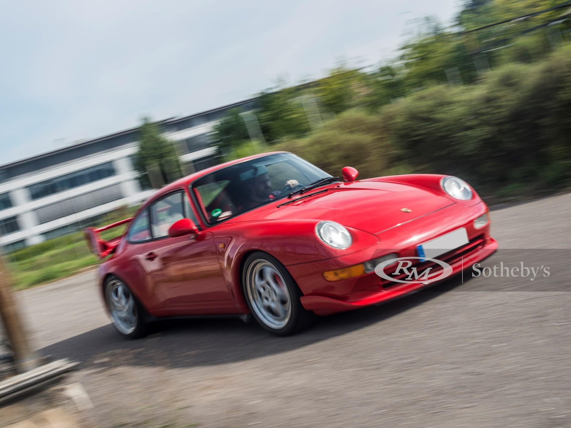 1995 Porsche 911 Carrera RS Clubsport  -