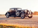 1929 Stutz Model M Supercharged Coupe by Lancefield - $