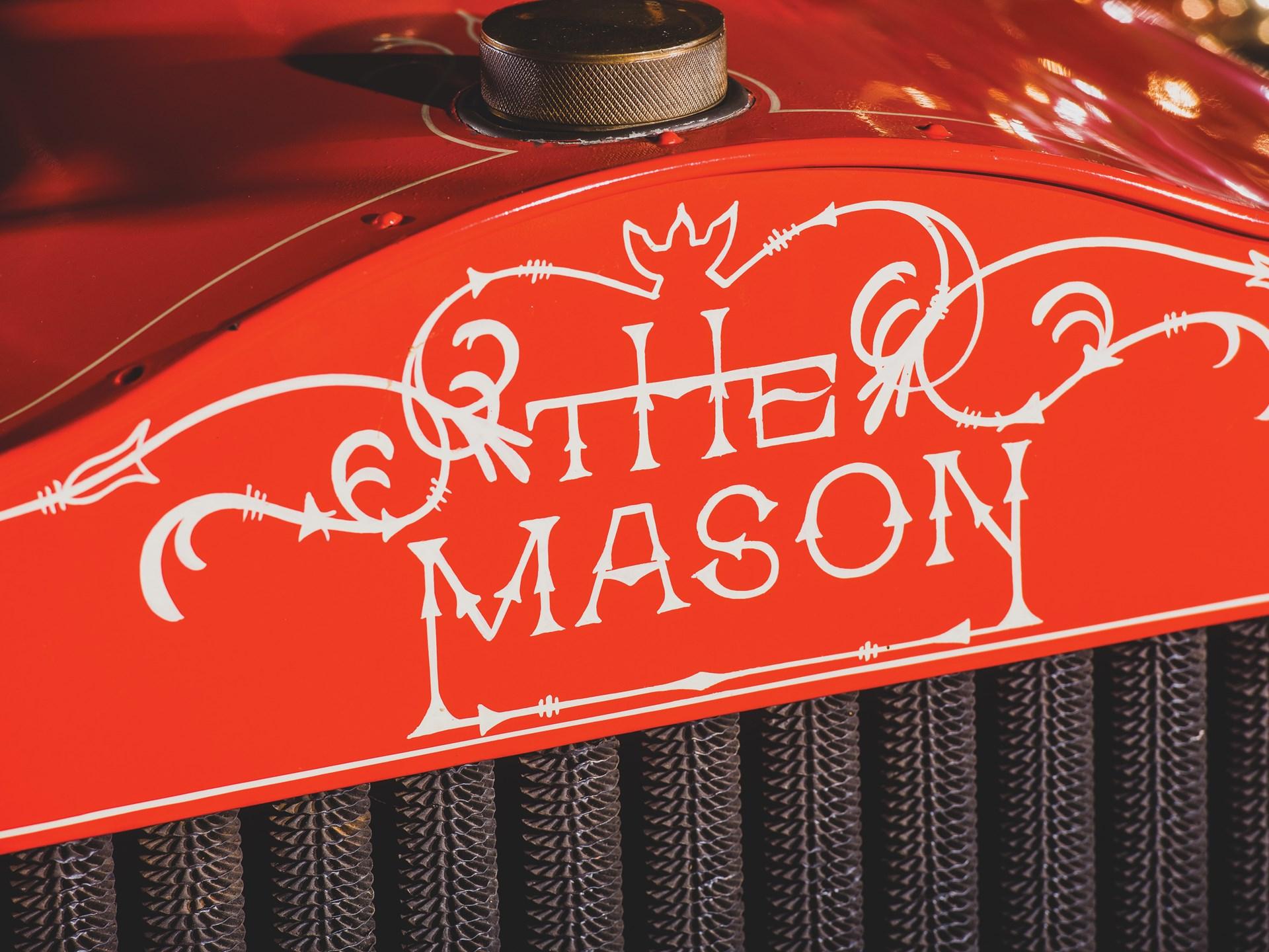 1906 Mason Touring