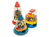 Assorted Ring Ding Gumball Machines - $