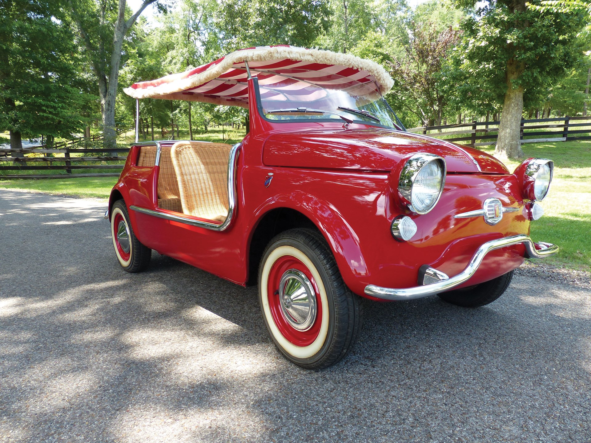 1959 fiat jolly for sale