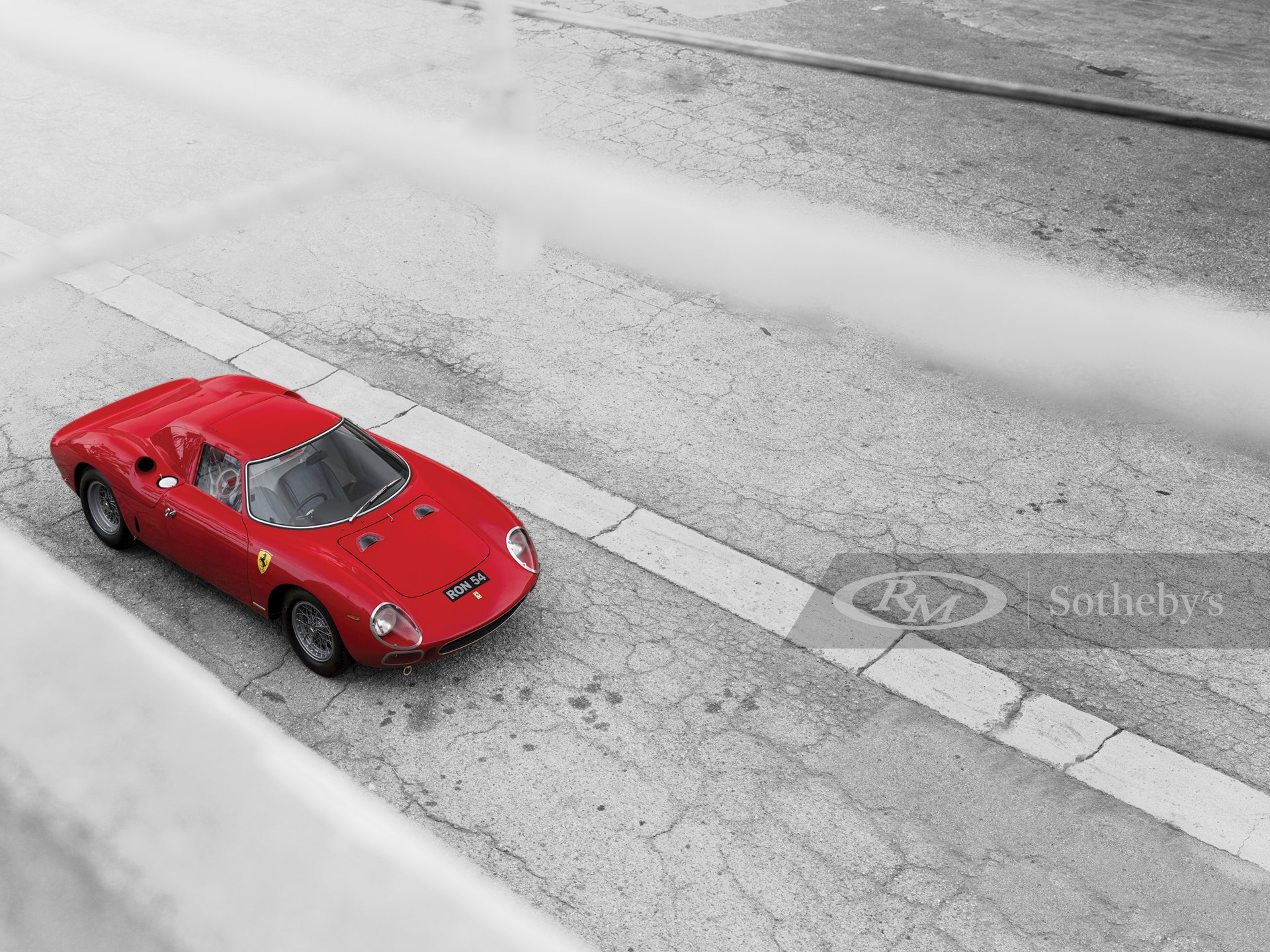 1964 Ferrari 250 LM by Scaglietti -