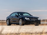 2008 Mercedes-Benz CLK 63 AMG Black Series  - $