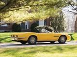 1968 Maserati Ghibli Spyder Prototype by Ghia - $