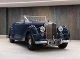 1947 Bentley Mark VI Drophead Coupé 'Maharaja of Baroda' by H.J. Mulliner - $