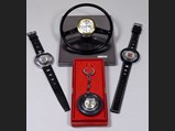 Four Fiat Timepieces, ca. mid-1960s-1972 - $