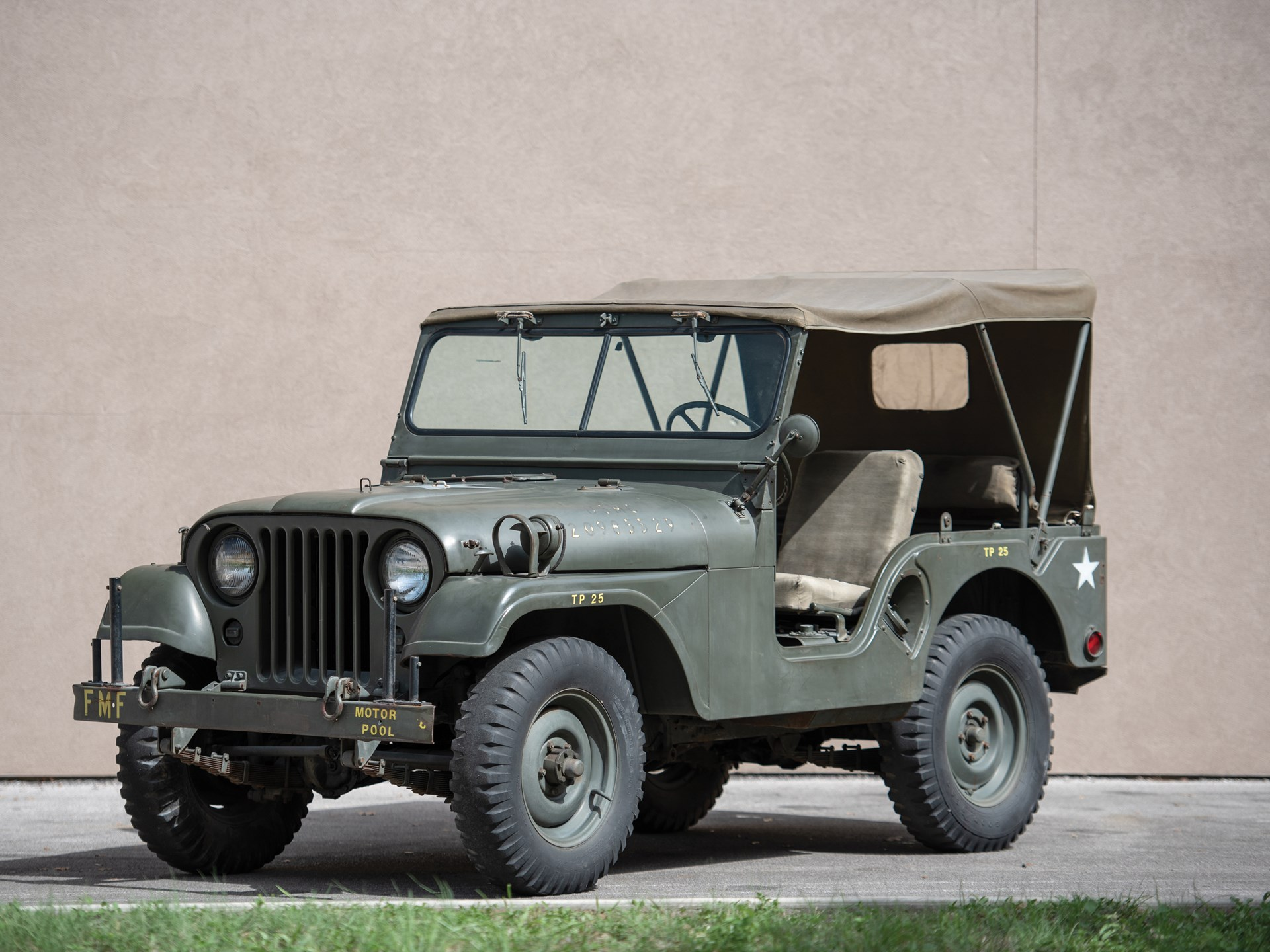1953 Willys M38A1