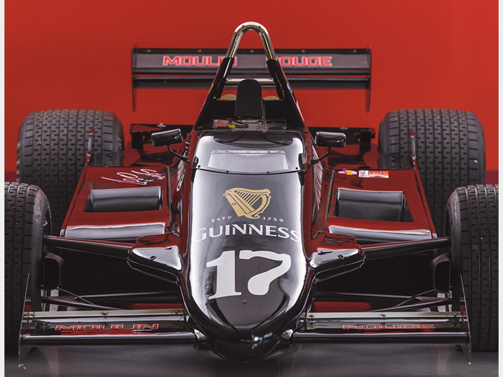 1981 March 811 Formula 1 available at RM Sothebys Amelia Island Live Auction 2021