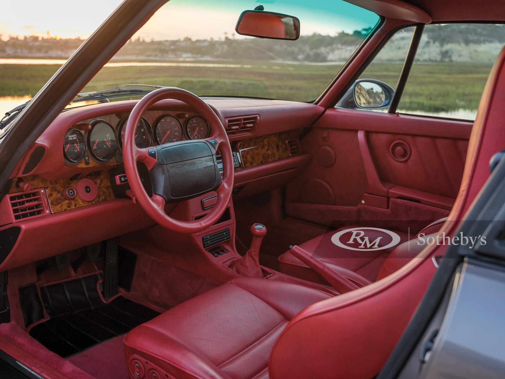 1991 Porsche 911 Turbo  -