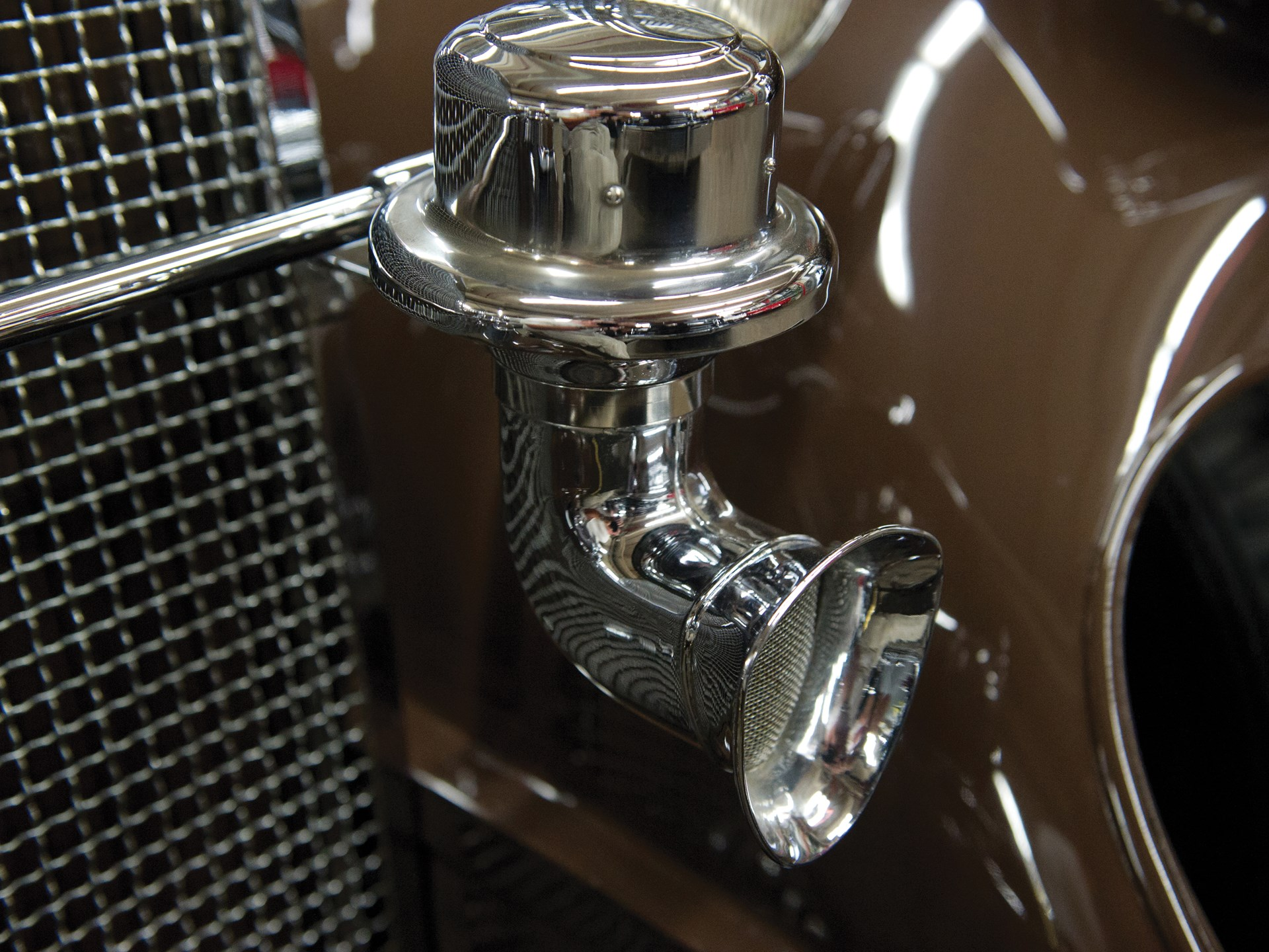1931 Pierce-Arrow Model 41 Convertible Sedan by LeBaron