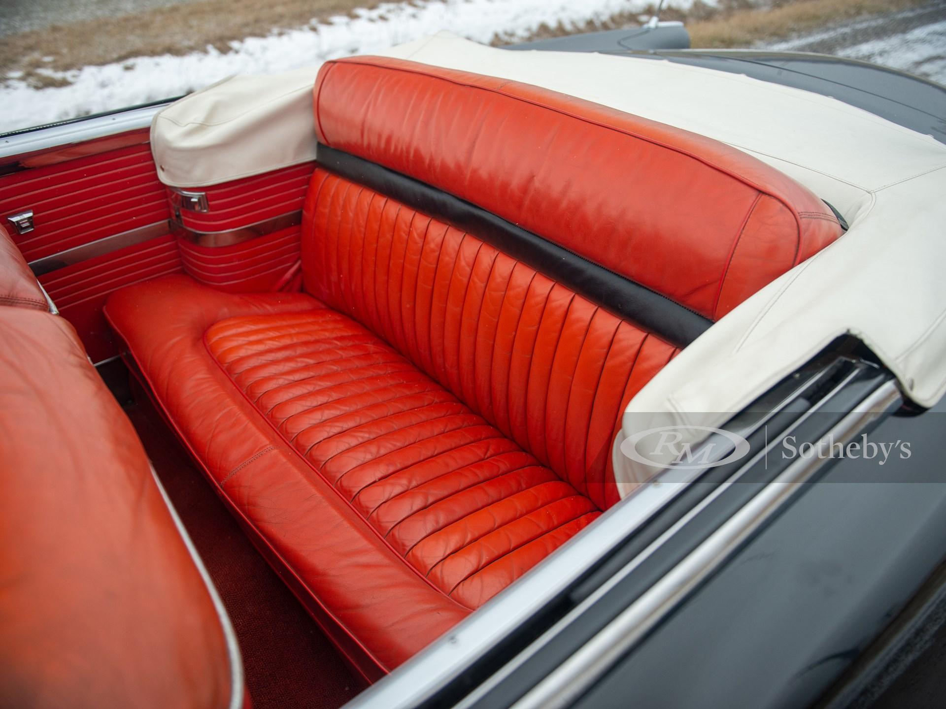1955 Packard Caribbean Convertible  -