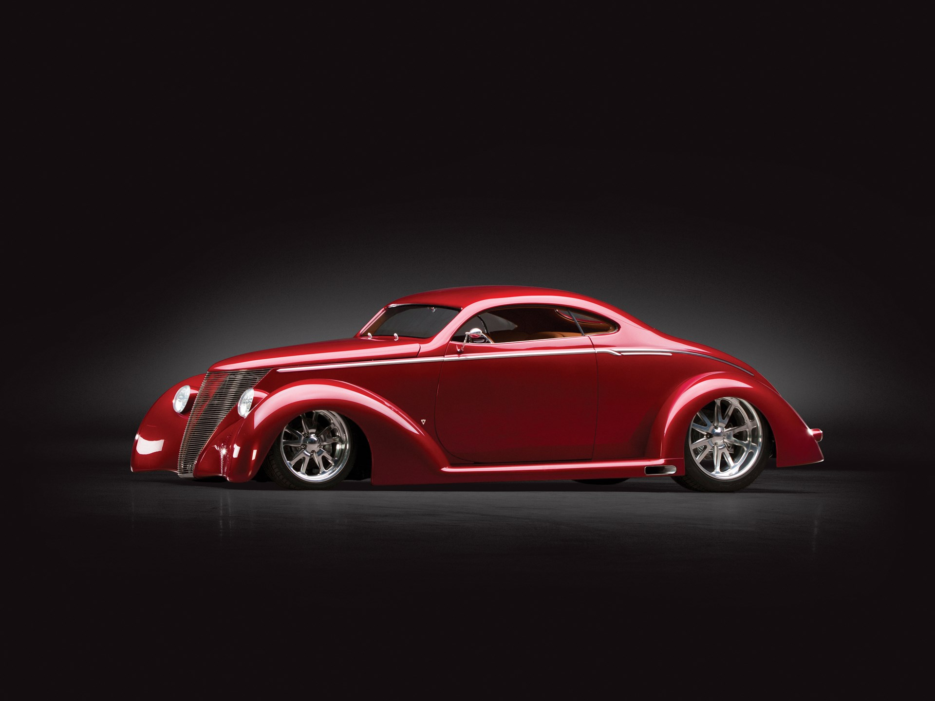 RM Sotheby\'s - 1937 Ford Coupe Oze Custom | Sam Pack Collection 2014