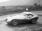 "1950 Ferrari 166 MM/212 Export ""Uovo"" by Fontana - $The Uovo as seen at the 1951 Coppa della Toscana."