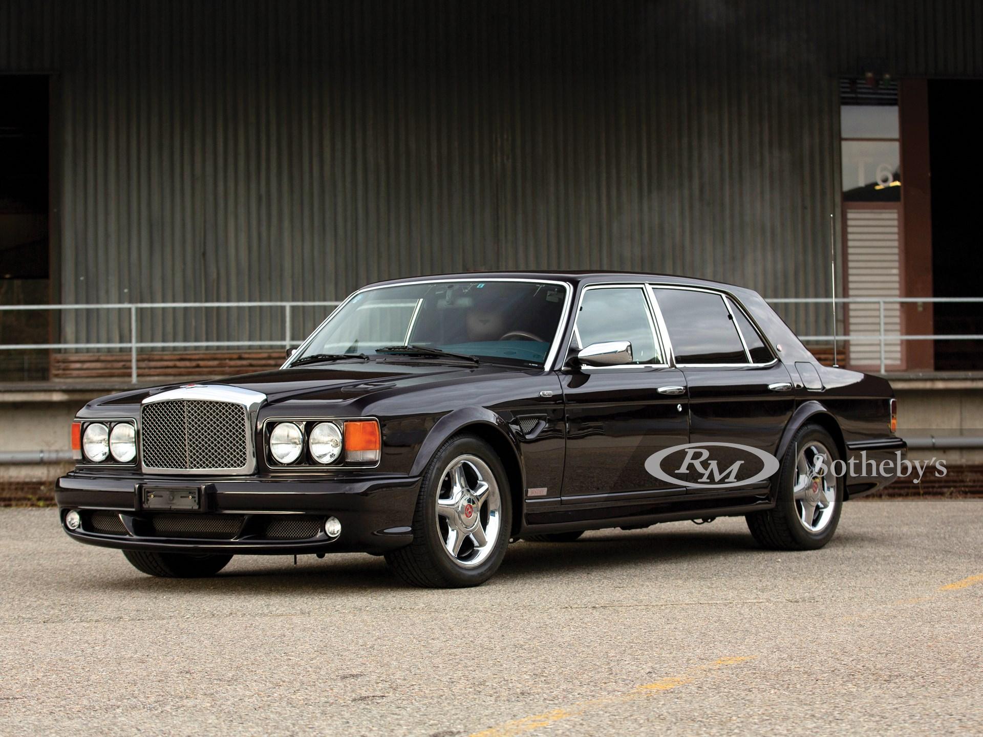 1997 Bentley Turbo RT Mulliner