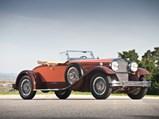 1930 Packard 734 Speedster Boattail Runabout  - $