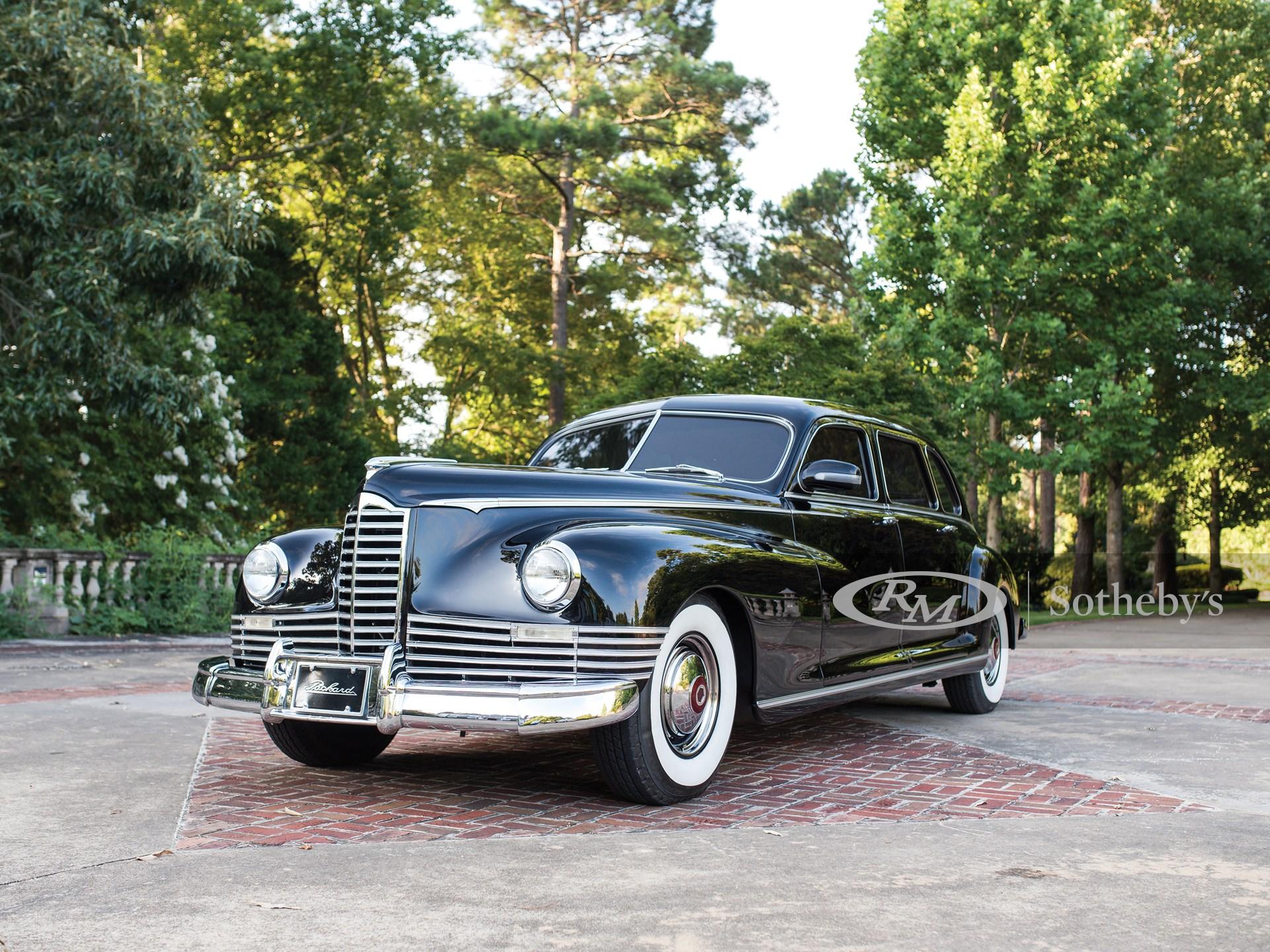 1947 Packard Clipper Limousine Custom