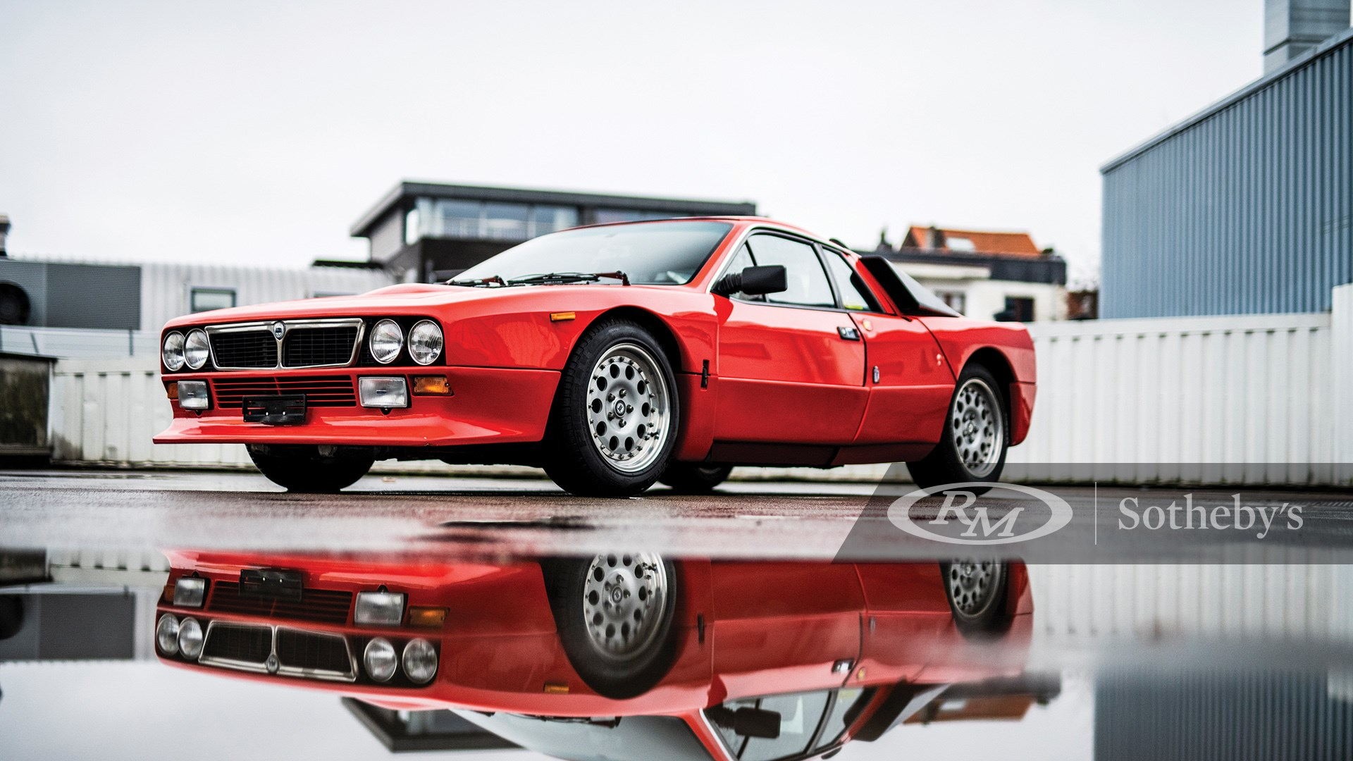 The European Sale Featuring The Petitjean Collection, 1981 Lancia 037 Stradale