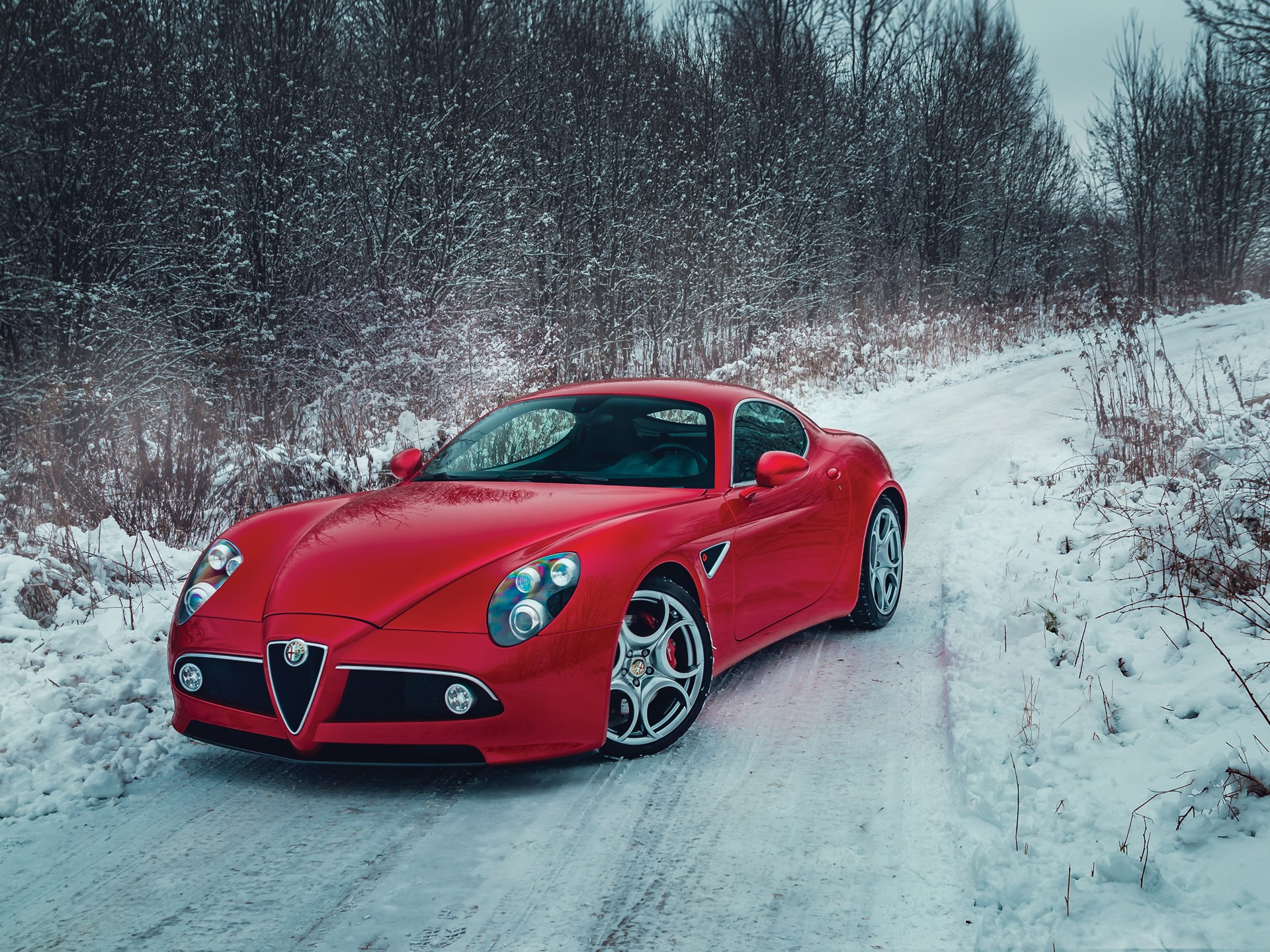 RM Sotheby's - 2009 Alfa Romeo 8C Competizione