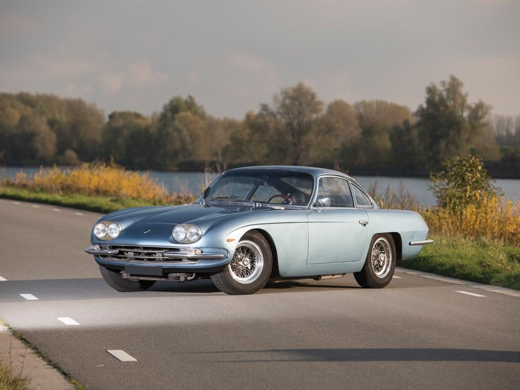 1967 Lamborghini 400 GT 2+2 by Touring
