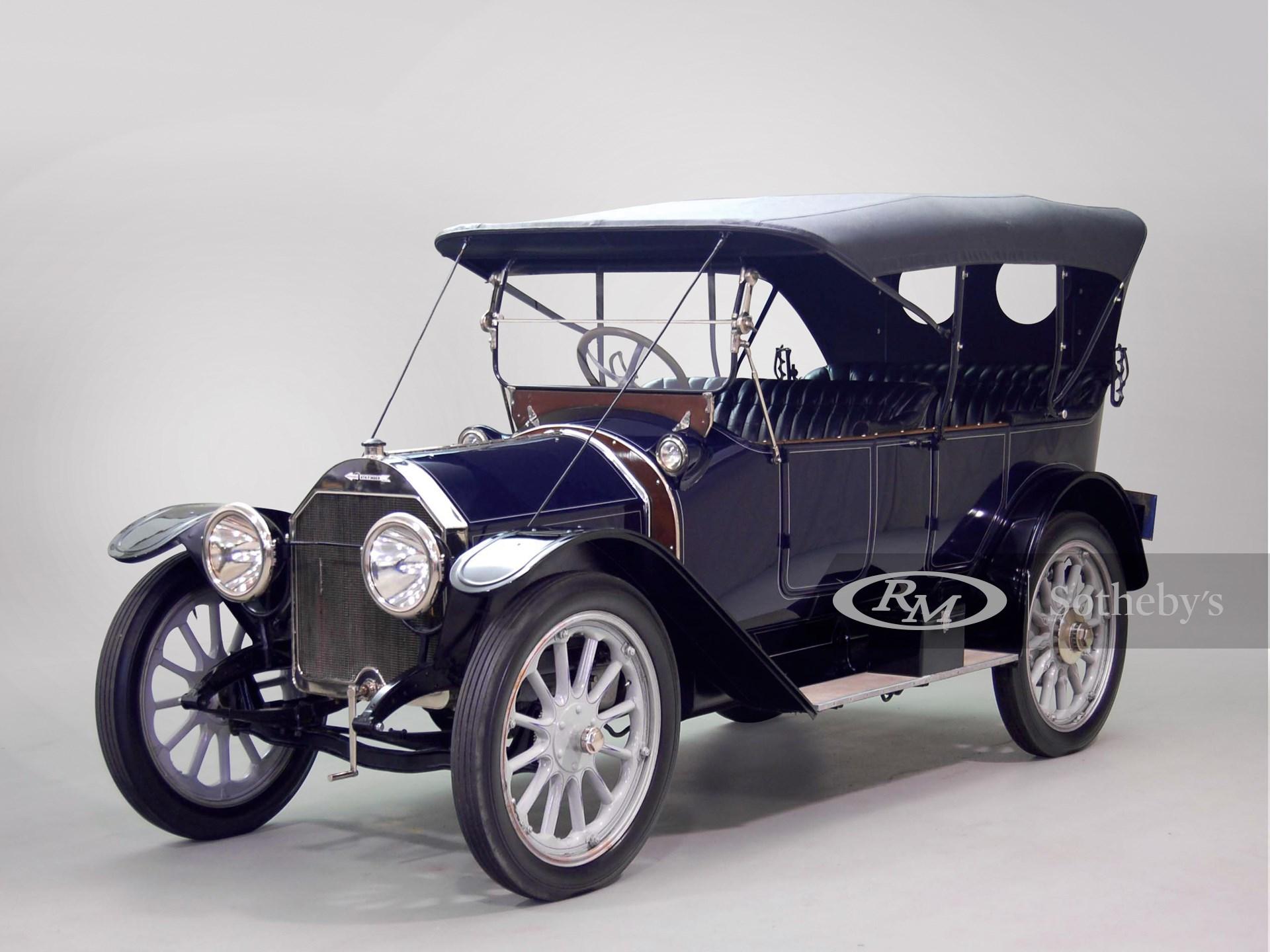 1913 Pathfinder Five-Passenger Touring Car