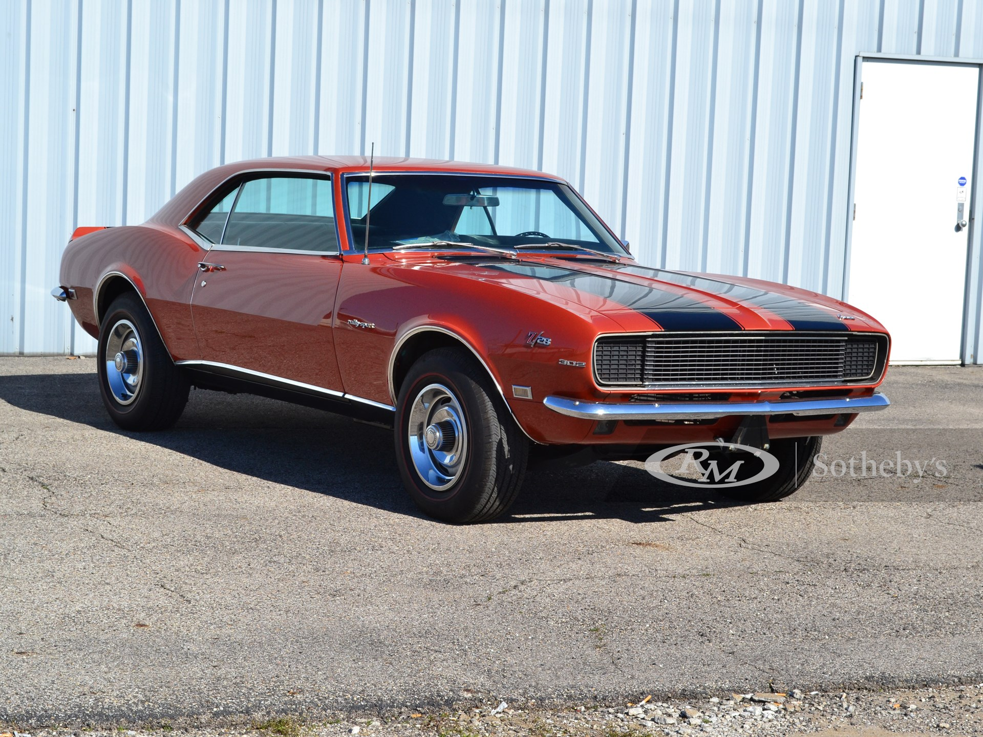 1968 Chevrolet Camaro RS/Z28  -