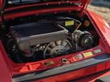 1989 Porsche 911 Turbo Cabriolet  - $