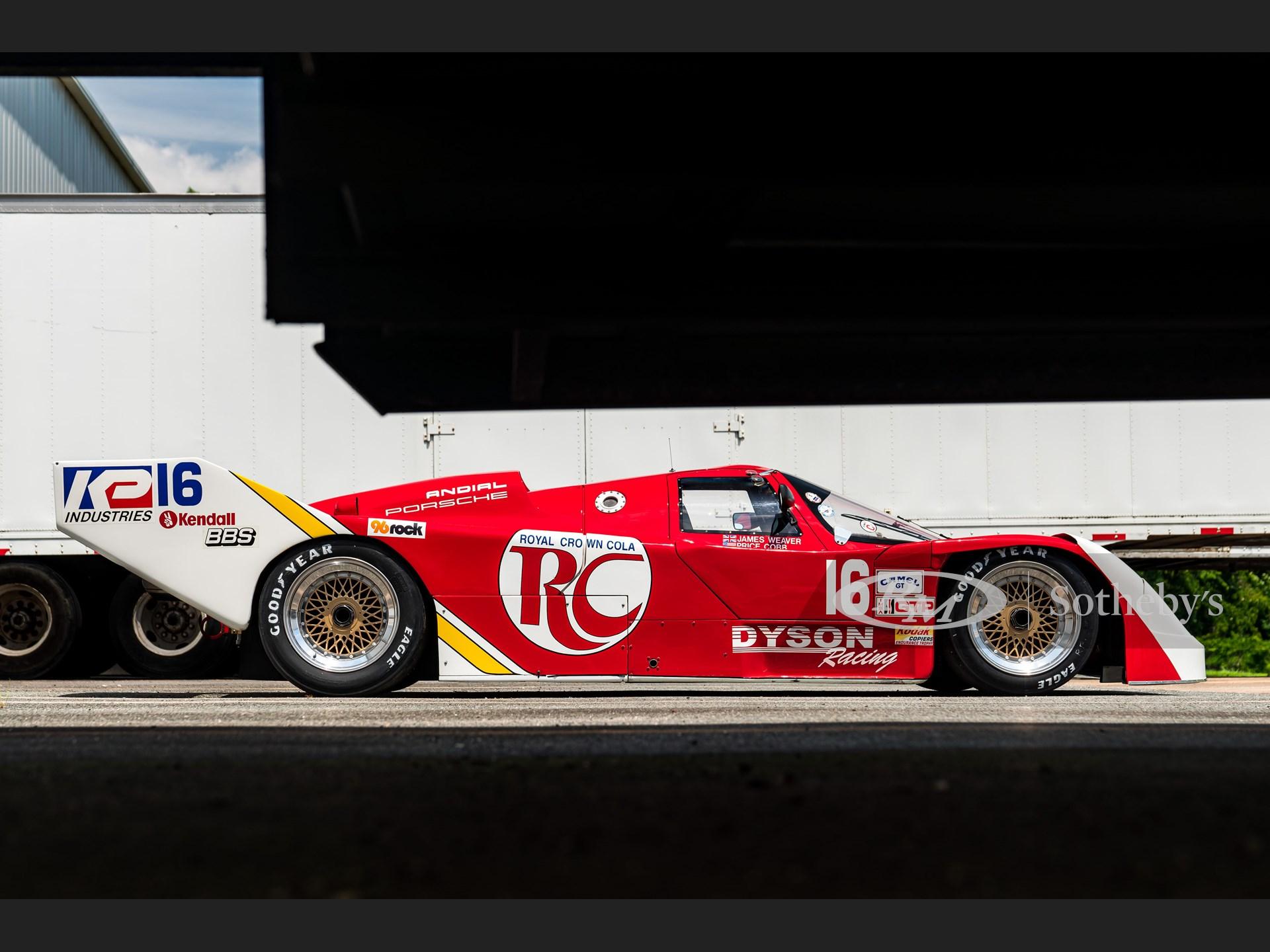 1986 Porsche 962 IMSA GTP | SHIFT/Monterey | RM Online Only