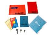 Ferrari Dino 246 GT Owner's Manual Set with Folio - $