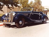 1938 Maybach SW38 Roadster by Spohn - $As acquired from Mrs. Lytel in 1970.