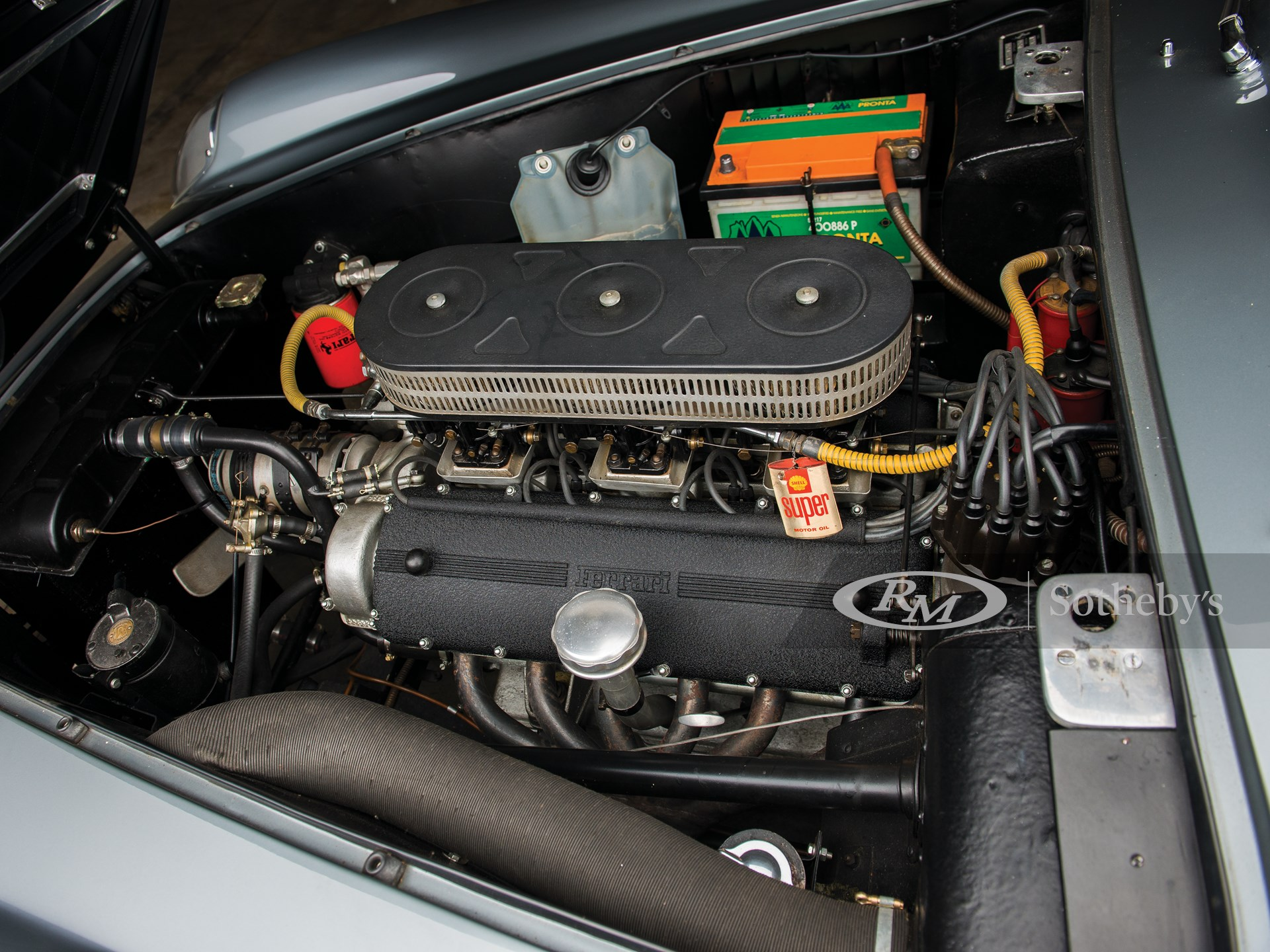1957 Ferrari 250 GT Coupe Speciale by Pinin Farina -