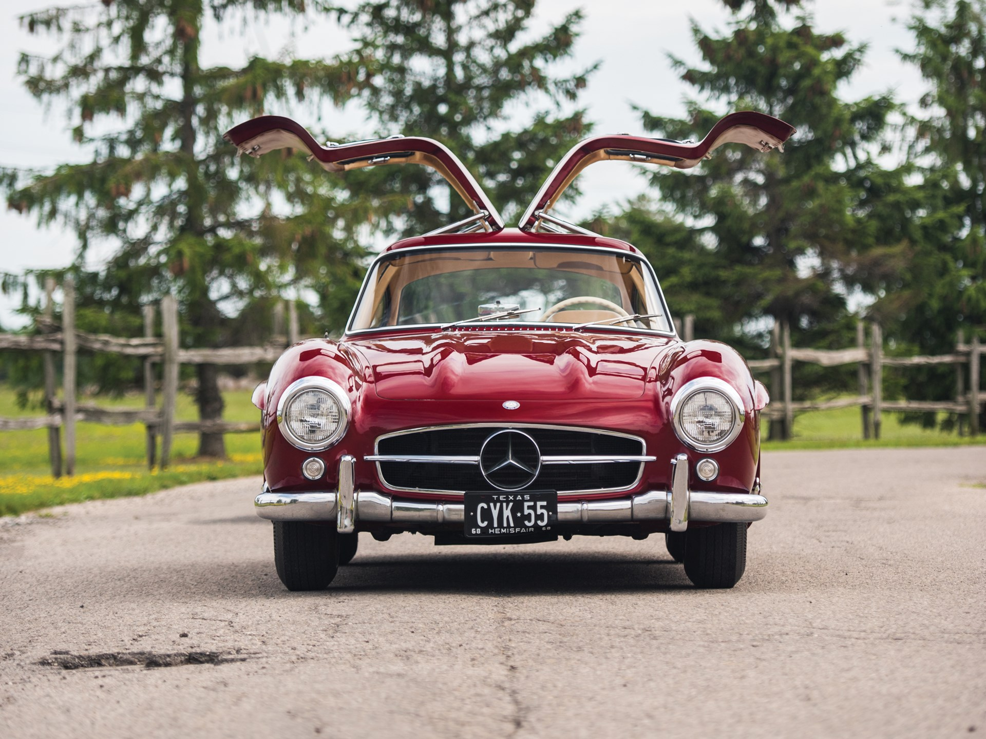 rm sotheby 39 s 1954 mercedes benz 300 sl gullwing. Black Bedroom Furniture Sets. Home Design Ideas