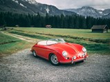 1955 Porsche 356 Carrera 1500 GS Speedster by Reutter - $