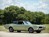 1969 Oldsmobile Cutlass 442 Convertible  - $