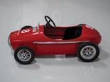 Ferrari Tipo 500 F2 Pedal Car - $