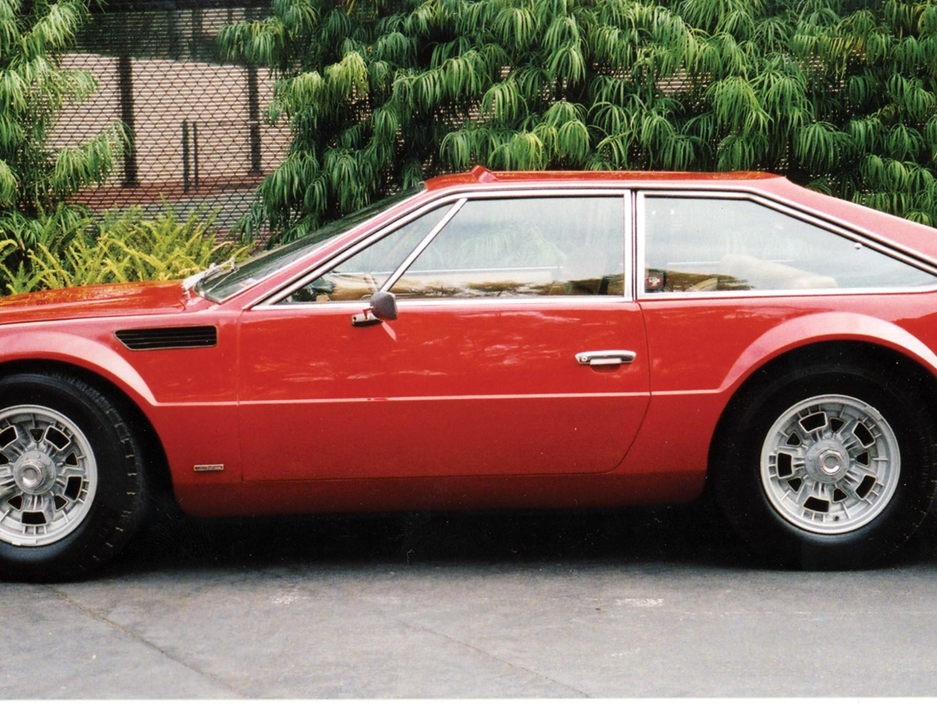 1973 Lamborghini 400 GT Jarama