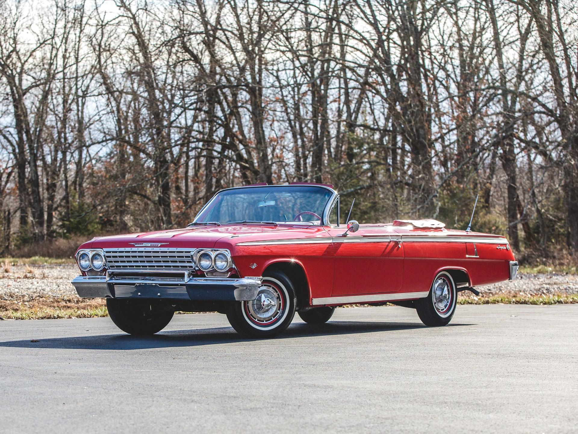 1962 Chevrolet Impala SS for Sale   ClassicCars.com   CC ...  Impala Ss 1962