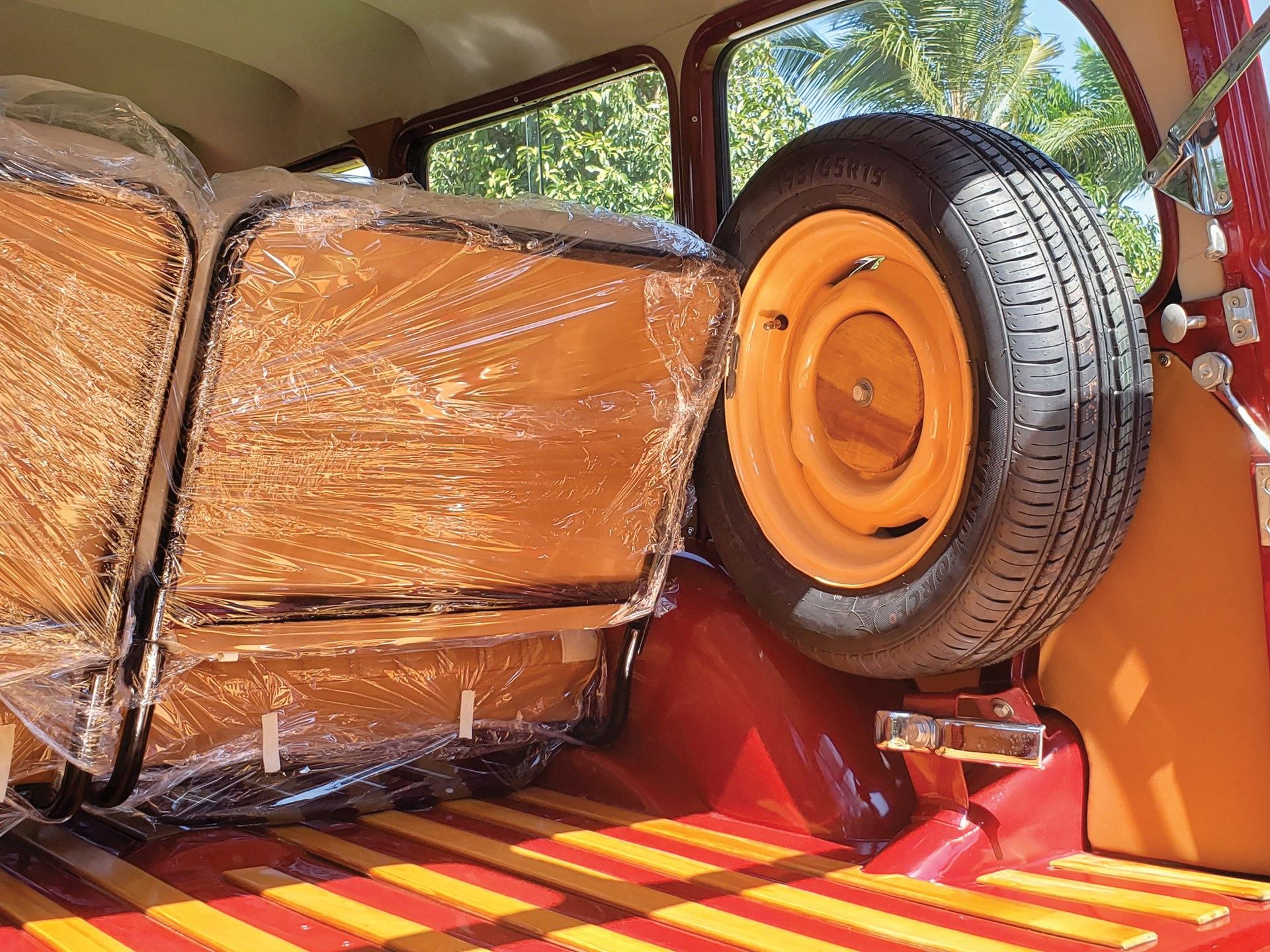 RM Sotheby's - 1955 Willys 4-Wheel-Drive Station Wagon