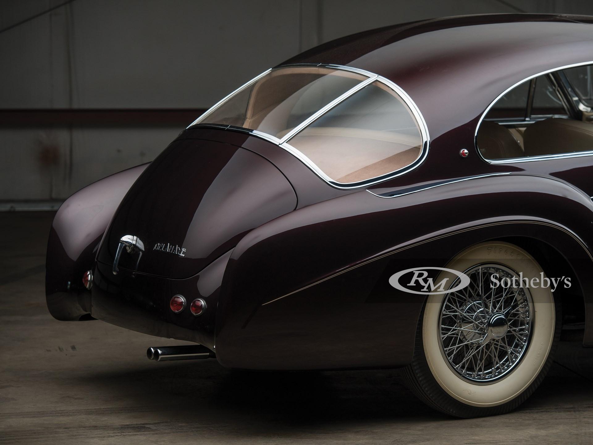 1952 Delahaye 235 Coupe by Saoutchik -