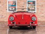 1957 Porsche 356 A 1600 Speedster by Reutter - $