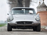 1967 Ferrari 330 GTC by Pininfarina - $1/125, f 3.5, iso200 with a {lens type} at 165 mm on a Canon EOS-1D Mark IV.  Ph: Cymon Taylor