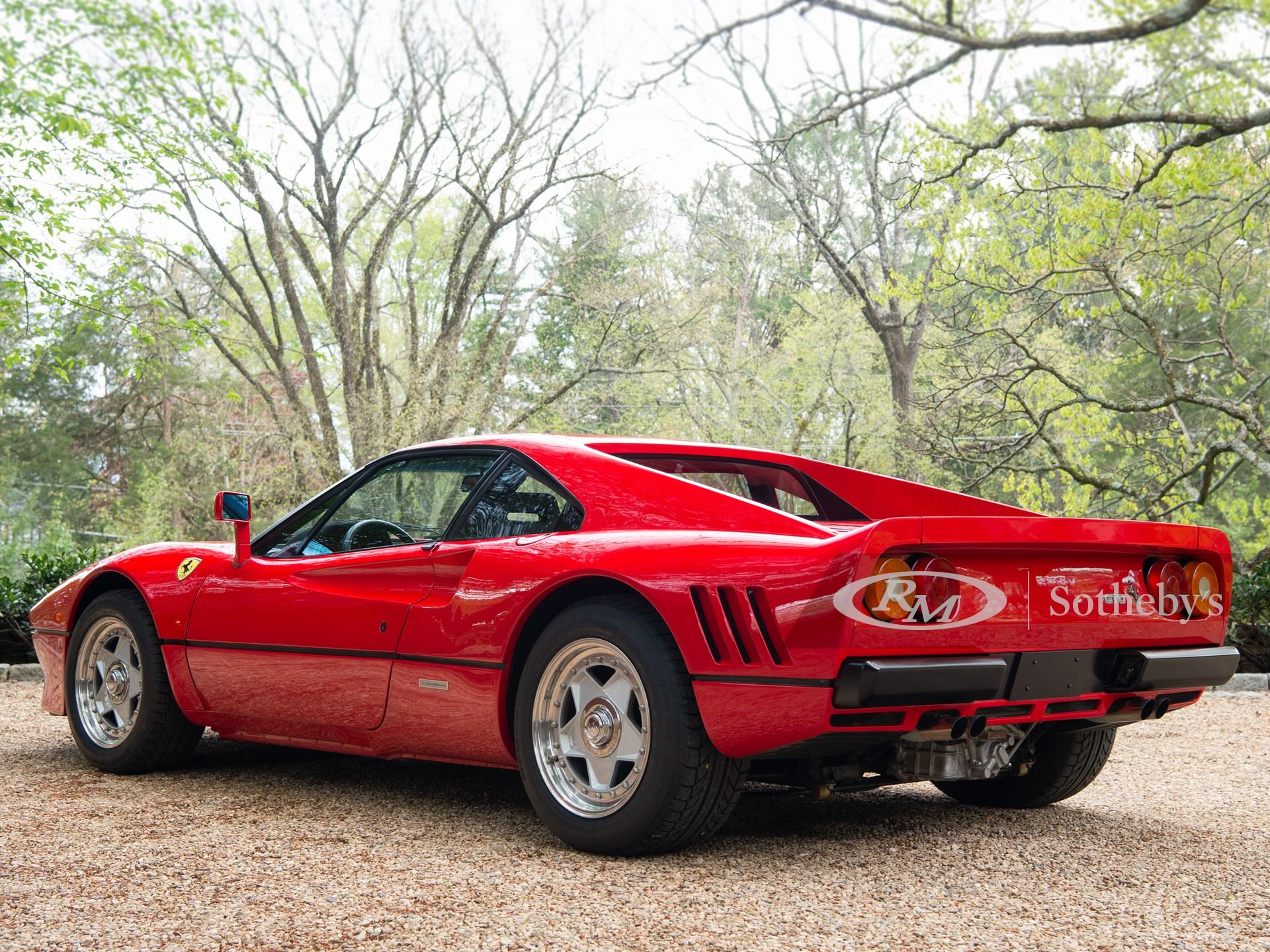 1985 Ferrari 288 GTO  -