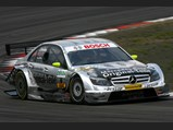 2008 Mercedes-AMG C-Class W204 DTM  - $Bernd Schneider takes first place at Round 7 of the 2008 DTM season, held at the Nürburgring.