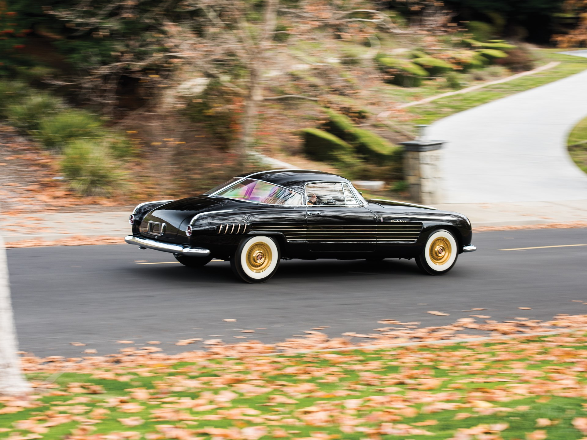 1953 Cadillac Series 62 Coupe by Ghia